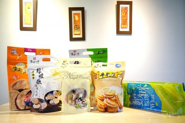 安平蝦餅(團購美食/安平小舖)~非油炸蝦餅,口感清爽不油膩,曾榮獲台南人氣伴手禮