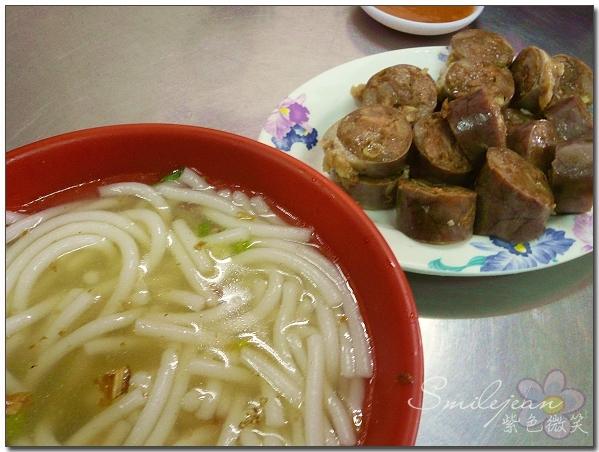 [宜蘭小吃]羅東+張秀雄米苔目 早餐