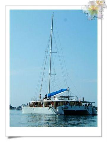 [旅遊]峇里島 III 尋夢島之旅+ 奴沙連澎安島(夢之帆)+Island  Villa BBQ