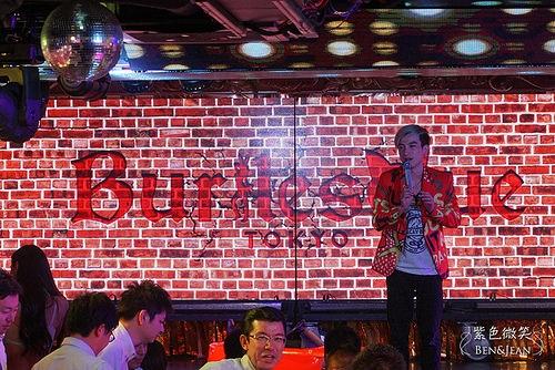 東京六本木歌舞秀~BURLESQUE TOKYO バーレスクTOKYO  媲美Las vegas 、法國紅磨坊,電影舞孃俱樂部經典重現(文末有影片)