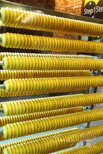 ▋觀光工廠▋宜蘭市.亞典蛋糕密碼館~香甜可口的年輪蛋糕