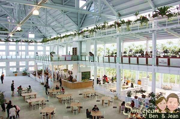 ▋觀光工廠▋員山.香草菲菲~花香、精油、麵包的DIY大玻璃屋