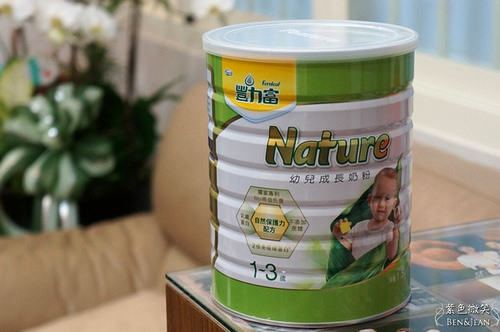▋體驗▋ 豐力富Nature 幼兒成長奶粉~獨家Bbi得益氏菌,增加孩子的自我保護力