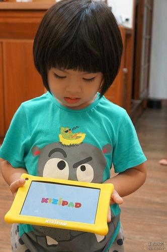 Kizipad兒童教育平板~兒童專屬的平板電腦,讓孩子安心放心玩