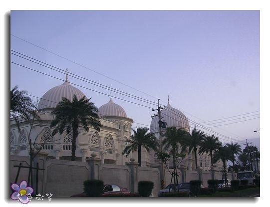 [建築]宜蘭外澳+阿拉伯式城堡別墅(榮梓博物館)