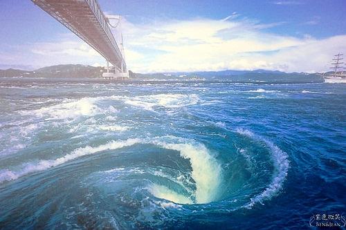 ▋四國/瀨戶內國際藝術季▋德島.世界自然遺產鳴門漩渦,享用海女現烤貝類海鮮大餐