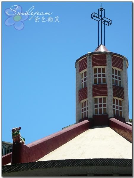 宜蘭羅東+聖心堂(圓頂教堂)
