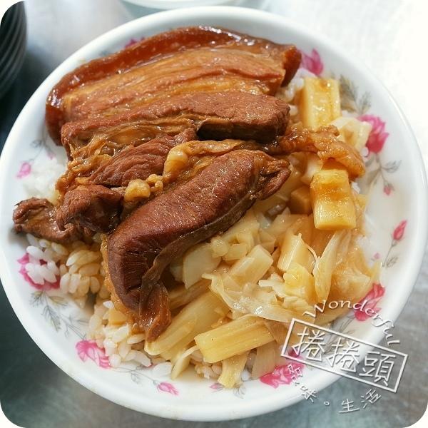 ▋宜蘭市老街美食▋琴香焢肉(前文昌路壽司)