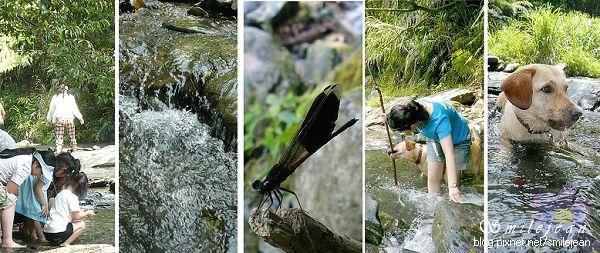 [夏日戲水特輯1]宜蘭員山+ 雙連埤溪畔
