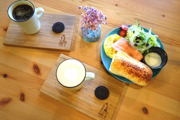 佐佐清水自家烘焙咖啡館▋宜蘭冬山~溫馨舒適的風格咖啡店、早午餐、下午茶都很適合