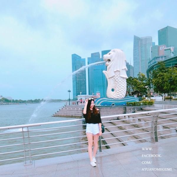 新加坡自由行♥ABOUT 機票/樟宜機場免費wifi/新加坡預付卡/地鐵