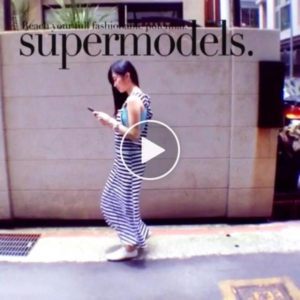 穿搭♥夏天必備的長洋裝三件分享 #穿搭影音 #美拍