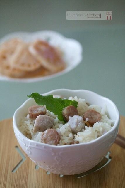 【食譜】臘腸芋頭蒸飯,挑選芋頭五竅門