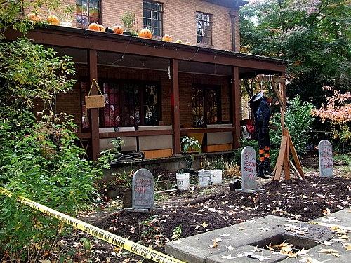20081031 Halloween Party