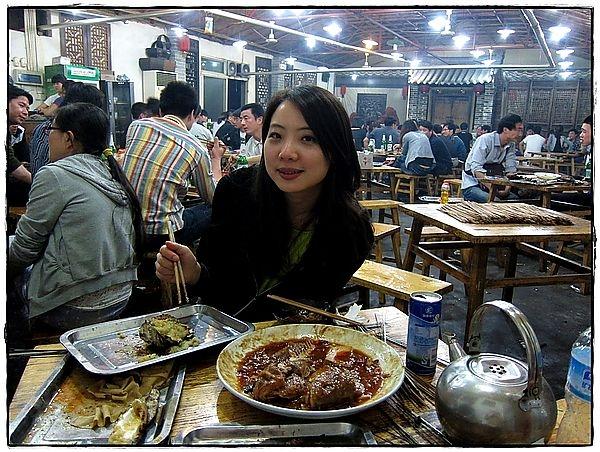 [西安] 來吃道地的陝西菜♥吃在西安(上)