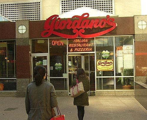 20100317~21 Chicago之旅一(美食篇之芝加哥三寶)