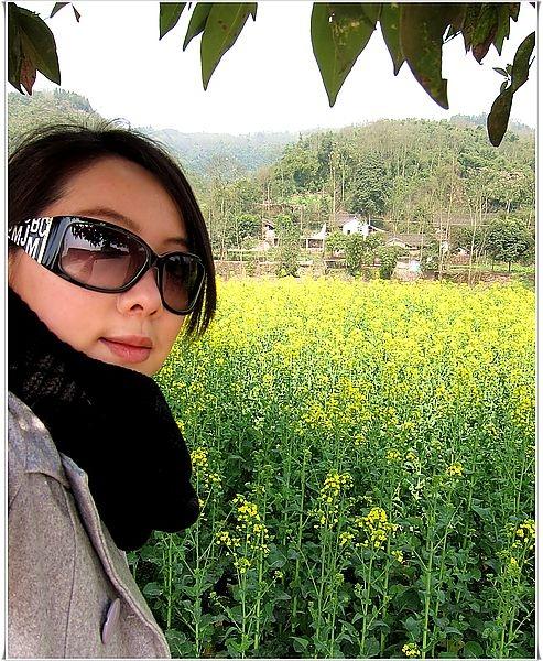 [四川] 仰望佇立千年的守護♥春遊邛崍金華山