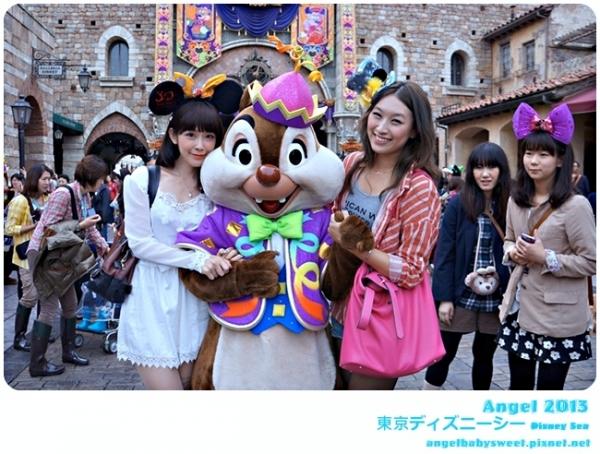 「東京自由行」東京迪士尼30周年了〡 在Disney Sea遇到好多大明星!