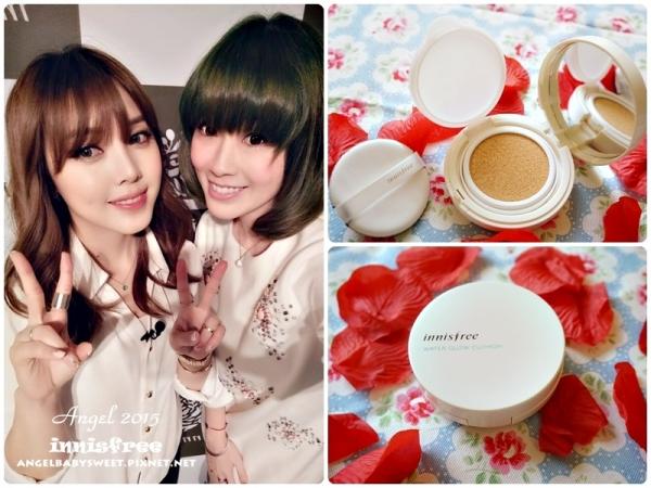 「新品」innisfree新品水感光透舒芙蕾粉餅,韓國彩妝天后PONY教妳打造薄透粉嫩肌