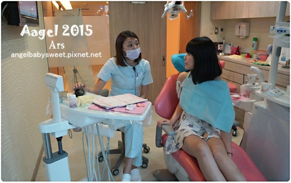 「植牙矯正日記」重回Ars雅偲牙醫 植牙前牙美學專科聯合診所的懷抱,3D導航植牙評估與隱形矯正美齒全記錄  「大妹無敵美牙變身日記」PART 1,冷光美白