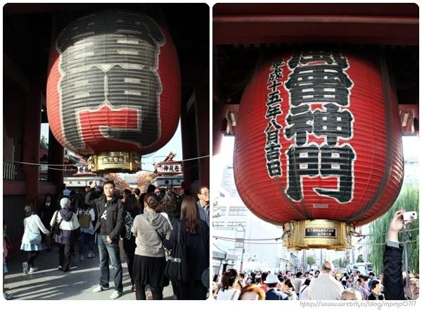 東京闖蕩神社Part1 淺草觀音寺