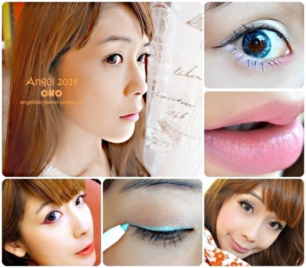 「彩妝」繼成者們車恩尚仿妝+Clio6月新色Color防水眼線膠筆、霧感唇膏多變化妝感分享