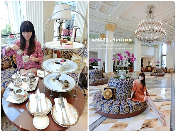 「澳洲黃金海岸」六星級精品下午茶  Palazzo Versace 凡賽斯