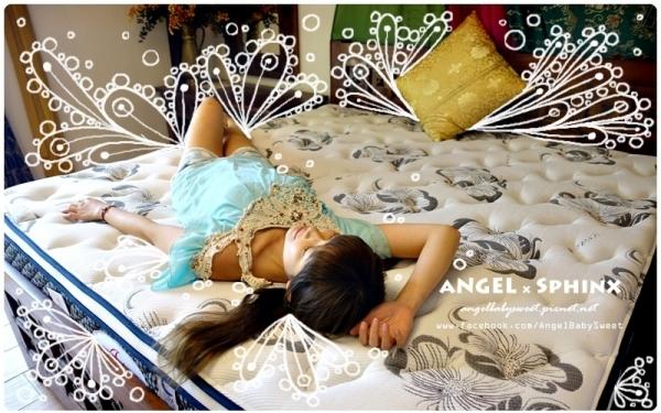 「居家」舒適好眠心花朵朵開  金字塔彈簧的國際品牌床墊 ╰⋛⋋⊱⋋Antonia三線天使之翼⋌⊰⋌⋚╯