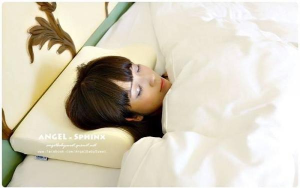 「開箱」睡眠品質UPUP  Flotemp Air福樂添 冰晶頸枕
