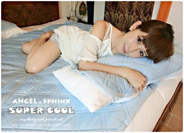「開箱」省冷氣也可以舒服涼爽的入睡 SUPER COOL涼感床墊