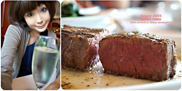 「中山國中站」RUTH'S CHRIS茹絲葵,傳說中最好吃的牛排