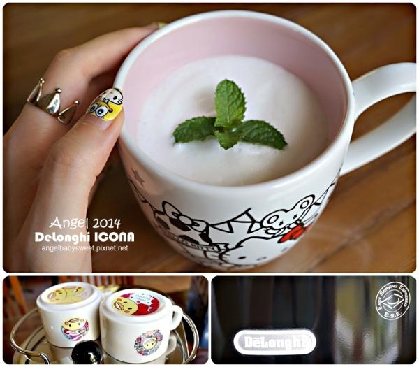 「開箱」DeLonghi ICONA半自動義式濃縮咖啡機(ECO310),輕鬆煮出好咖啡