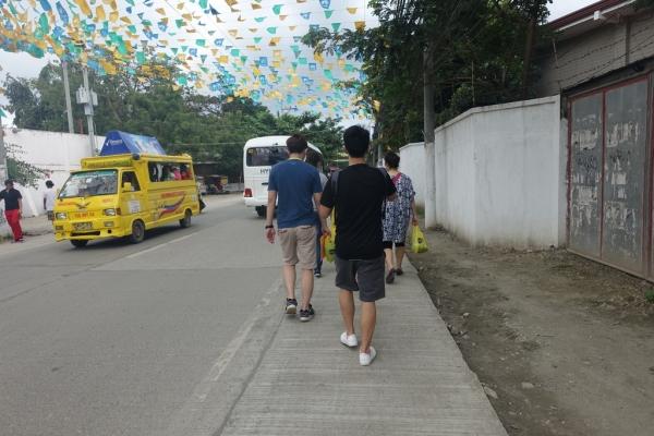 「菲走不可」我在菲律賓的一個月遊學生活  杜威遊學 PART2