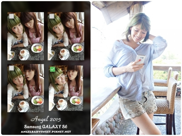 「開箱」獨有時尚外型 + 美膚高畫素拍攝,我的Samsung Galaxy S6 edge