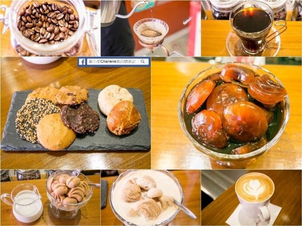 【台中中區】Mini izzy caf'e台中店-高品質手沖咖啡,平價味蕾享受,手作厚片手工餅乾,天然又健康(邀約)
