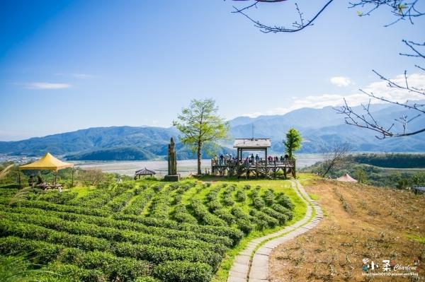 【宜蘭大同】太平山下「玉蘭茶園」蘭陽十八景之一~茶餐、茶粿、茶燻蛋~美食品茗+美景相伴好幸福~冬季賞櫻、晚上看夜景的好地方!