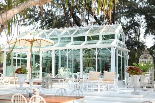【泰國芭達雅】The Glass House -浪漫的玻璃屋海景餐廳 ~ ♥