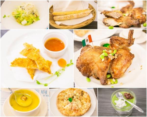 【宜蘭頭城】蘭陽博物館旁!「蘭海歐義廚房」-爐烤香料半雞套餐、漁夫海鮮披薩套餐