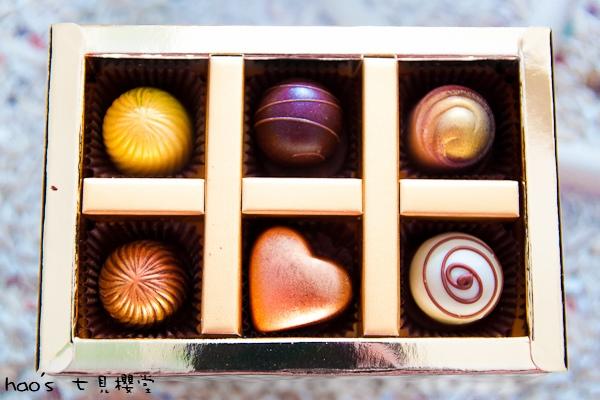【網購美食】七見櫻堂 手工巧克力 - 七夕限定 微醺珠寶盒(邀約)