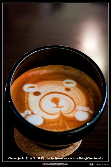 【台北大安】小米酒咖啡-看電影 x 聊聊天 慵懶的下午茶時間  ~