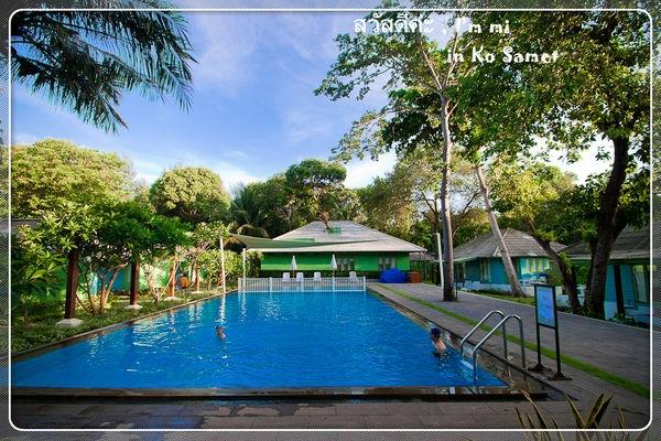 【泰國沙美島】Sai Kaew Beach Resort-碧海藍天白沙灘 ~