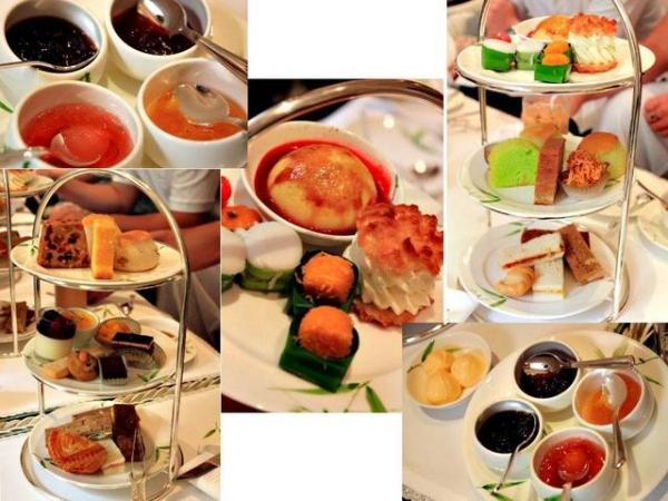 【泰國曼谷】泰國東方文華酒店Author's Lounge下午茶