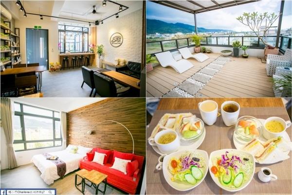 【宜蘭礁溪】東方水漾民宿-峇里島風格(峇里館)+輕工業風(明漾館),優雅舒適的住宿渡假環境,手作早餐像是咖啡廳裡的精緻餐點(合作)