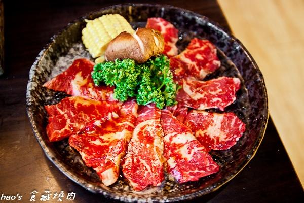 【台中北區】食藏燒肉居酒屋 - 肉香多汁,海鮮美(邀約)