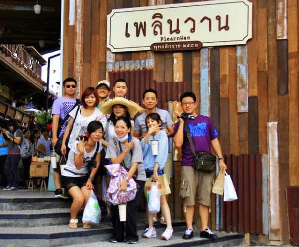 【泰國 - 華欣】回味童年的快樂時光 ~ Plearn Wan 懷舊村 ~