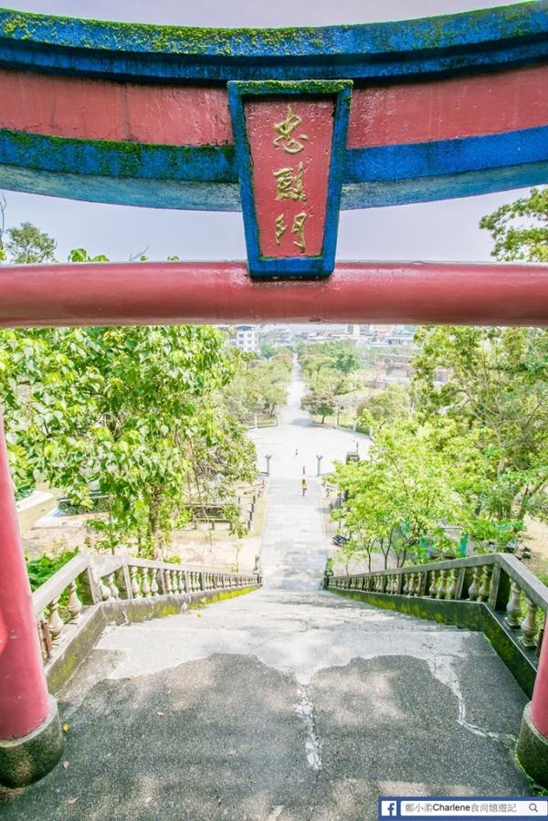 【宜蘭員山】忠烈祠(員山公園)-台灣最早設立神社的地方,日本風格的中國傳統式建築,走走踏踏好悠閒