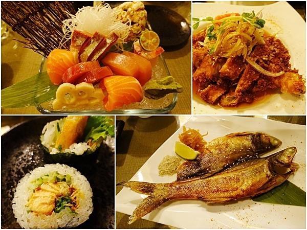 【新北板橋】山手作食場 捷運亞東醫院站美食 - 居家般溫暖,經濟實惠份量足的創意日式料理(邀約)
