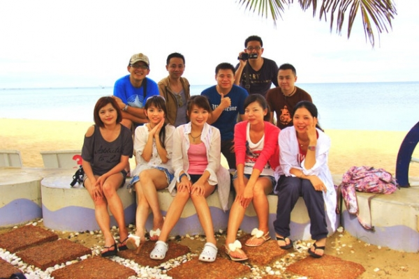 【泰國 - 帕蘭布里】沙灘。貝殼。海風的呢喃 帕蘭布里Pranburi ~ UNOM-POCHANA~