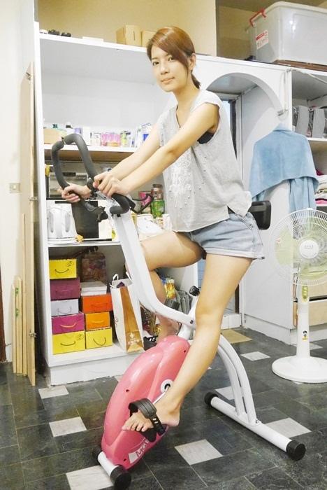 我的塑身新玩具 La Fit - KingBike天王健身車