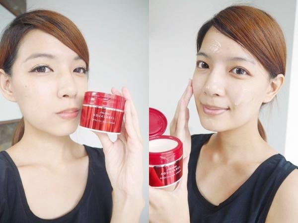 【保養】日台開架首選5 in 1 – AQUALABEL水之印全效3D高保濕彈力霜